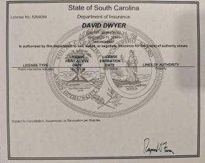 Public Adjuster South Carolina